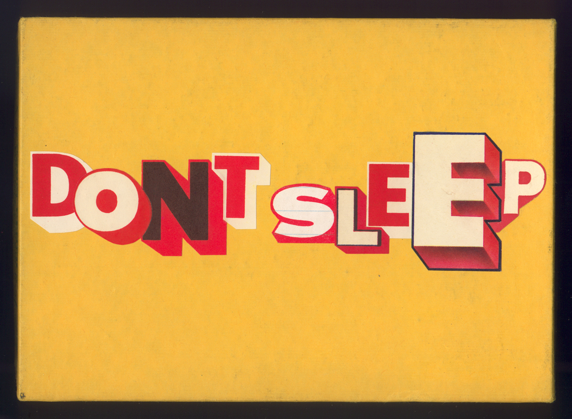 Greg Lamarche_Dont Sleep2011