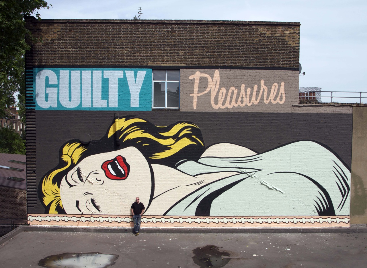 Guilty Pleasures Spitalfields D