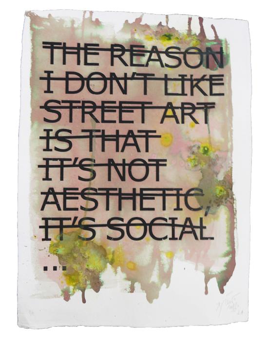 RERO_THE REASON I DON'T LIKE STREET ART 8-8