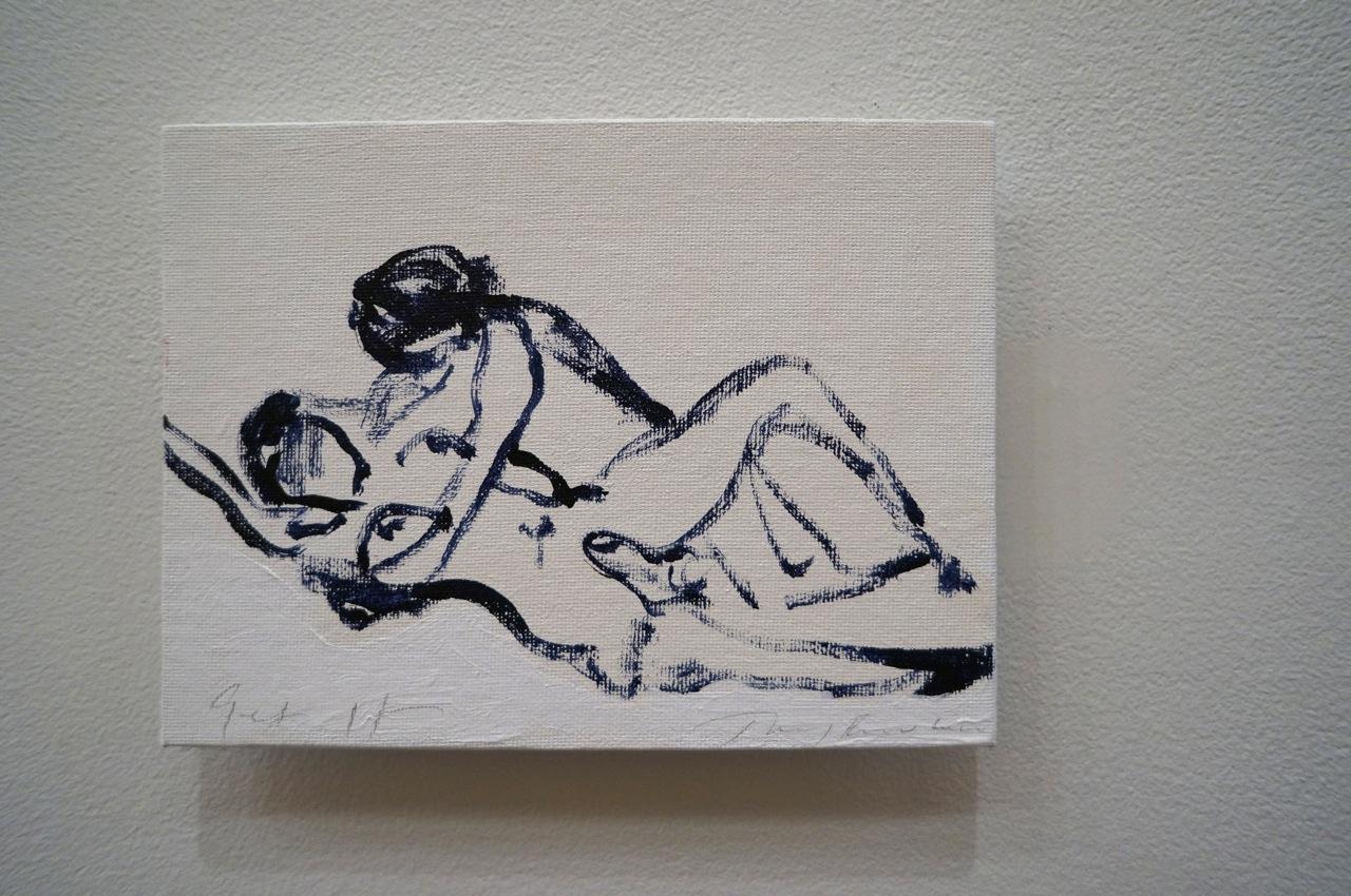 Tracey Emin Lehmann Maupin AM 01