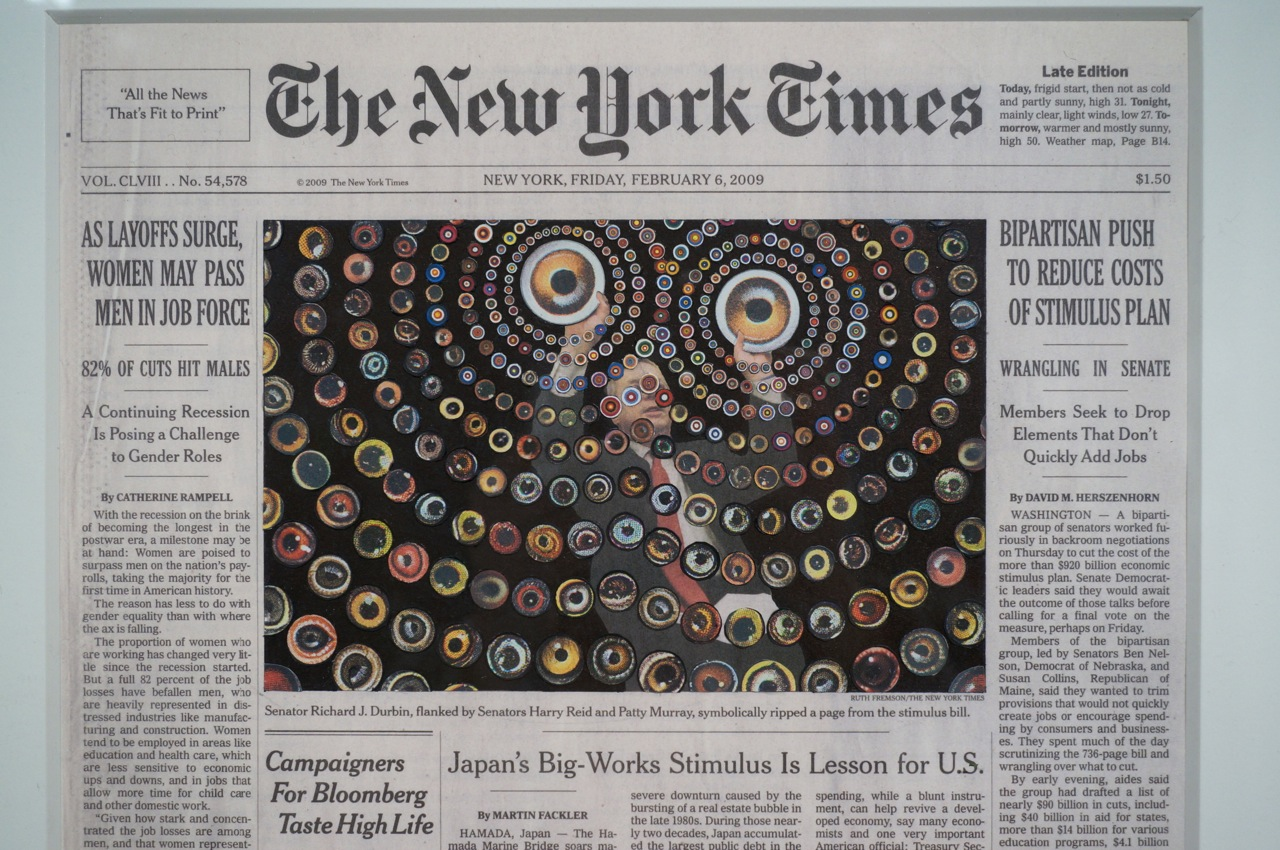 fred tomaselli cohan adaa AM 16