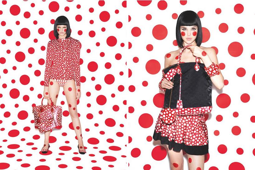 Releases Yayoi Kusama X Louis Vuitton Infinitely