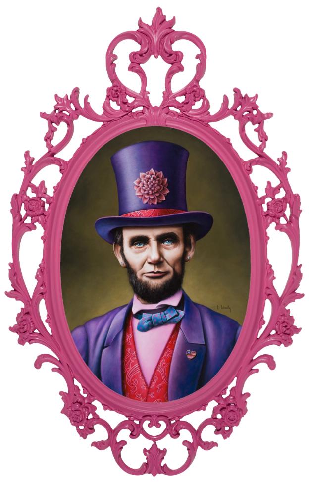Abe Lincoln American Badass