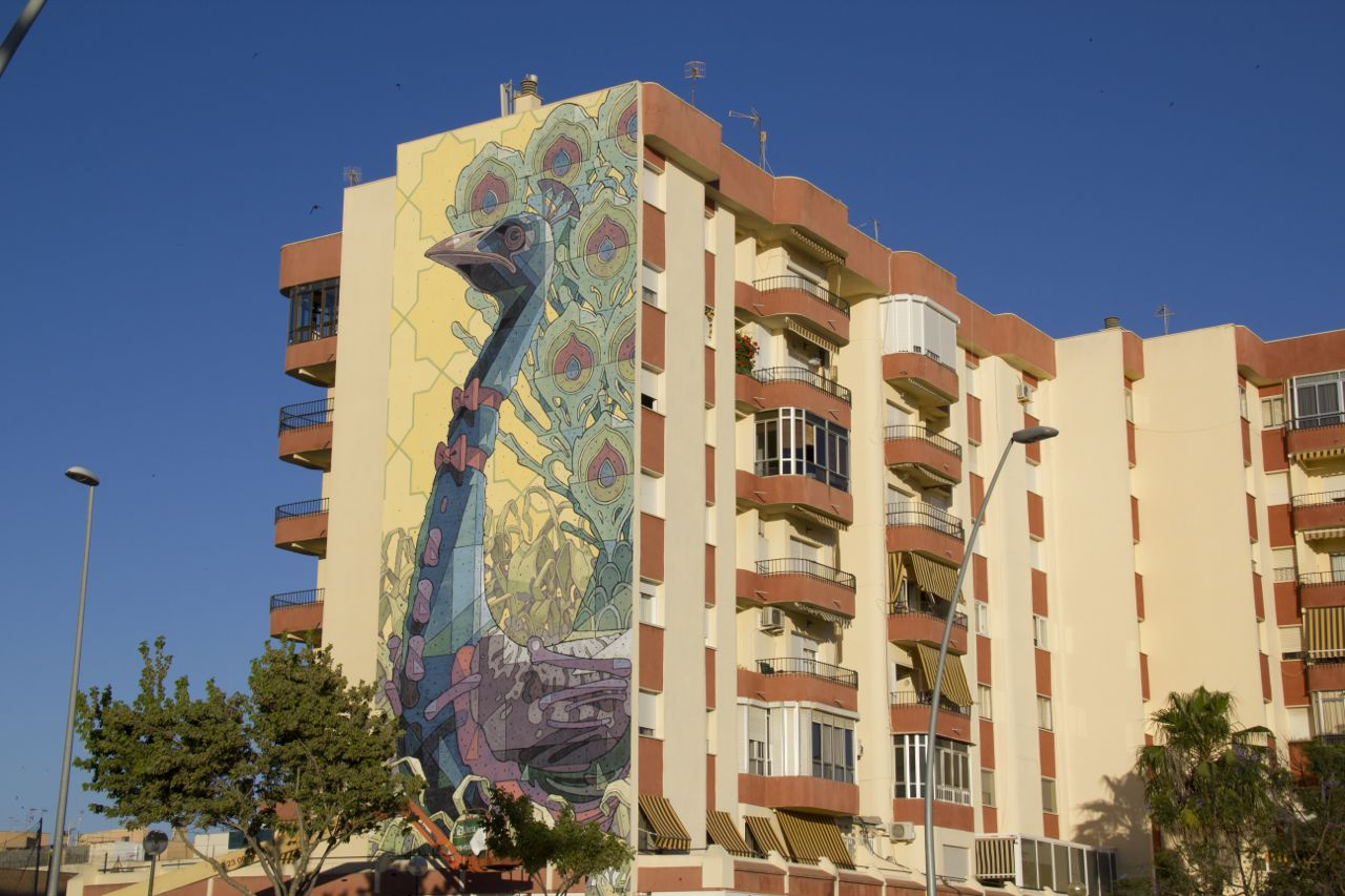 Aryz in Spain.