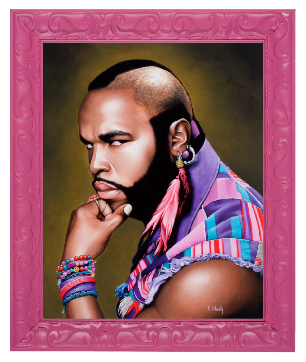 Mr. T for Terrific
