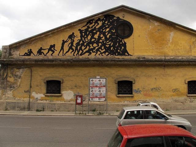 Sam3 in Bari, Italy.