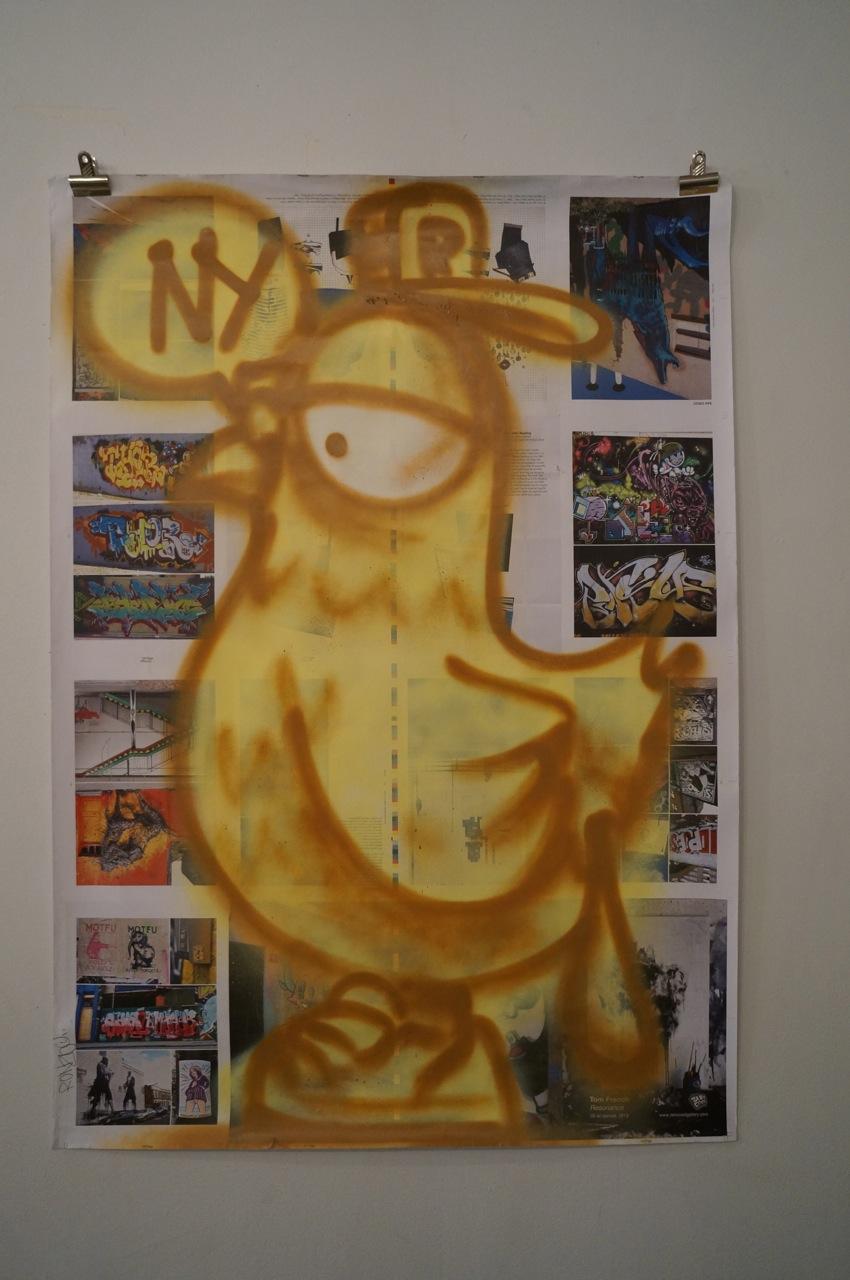 Faile VNA NYC AM 41