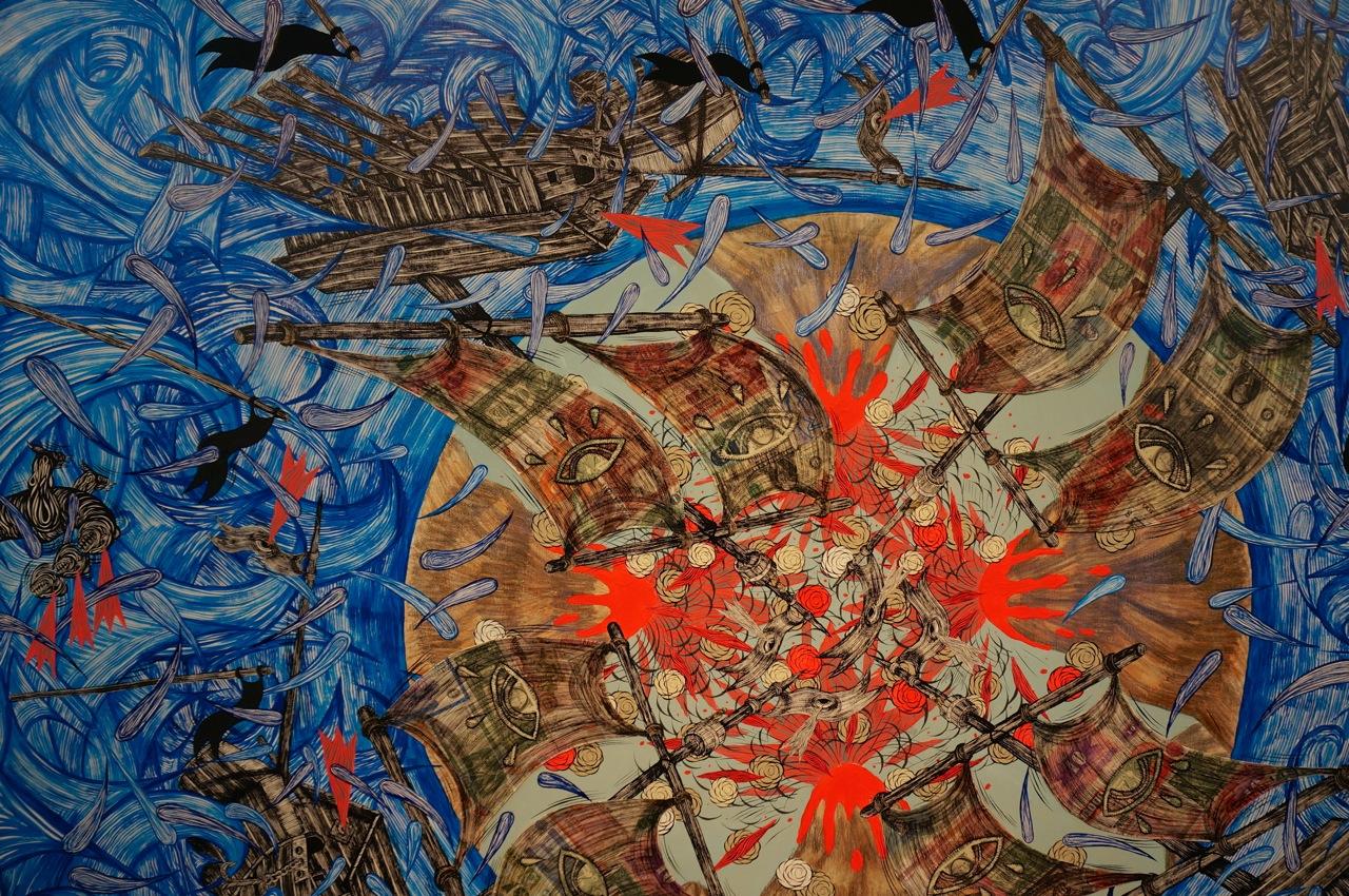 Andrew Schoultz Morgan Lehman AM 01