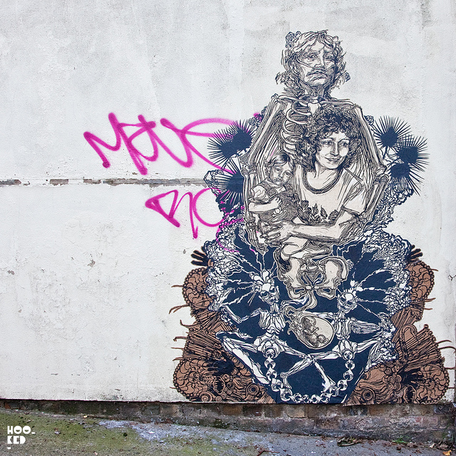 Swoon in London. Photo by Hooked Blog.
