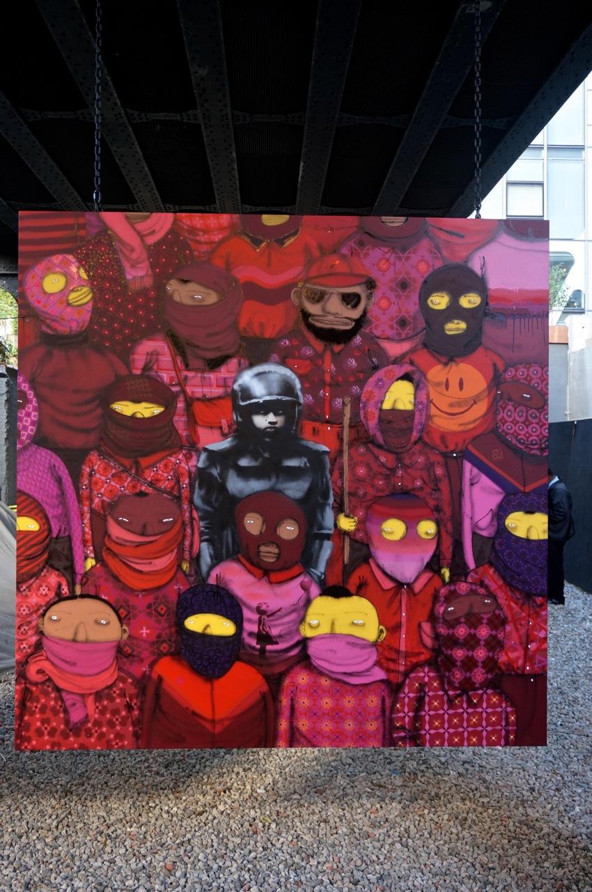Banksy OsGemeos Voice Chelsea AM 01