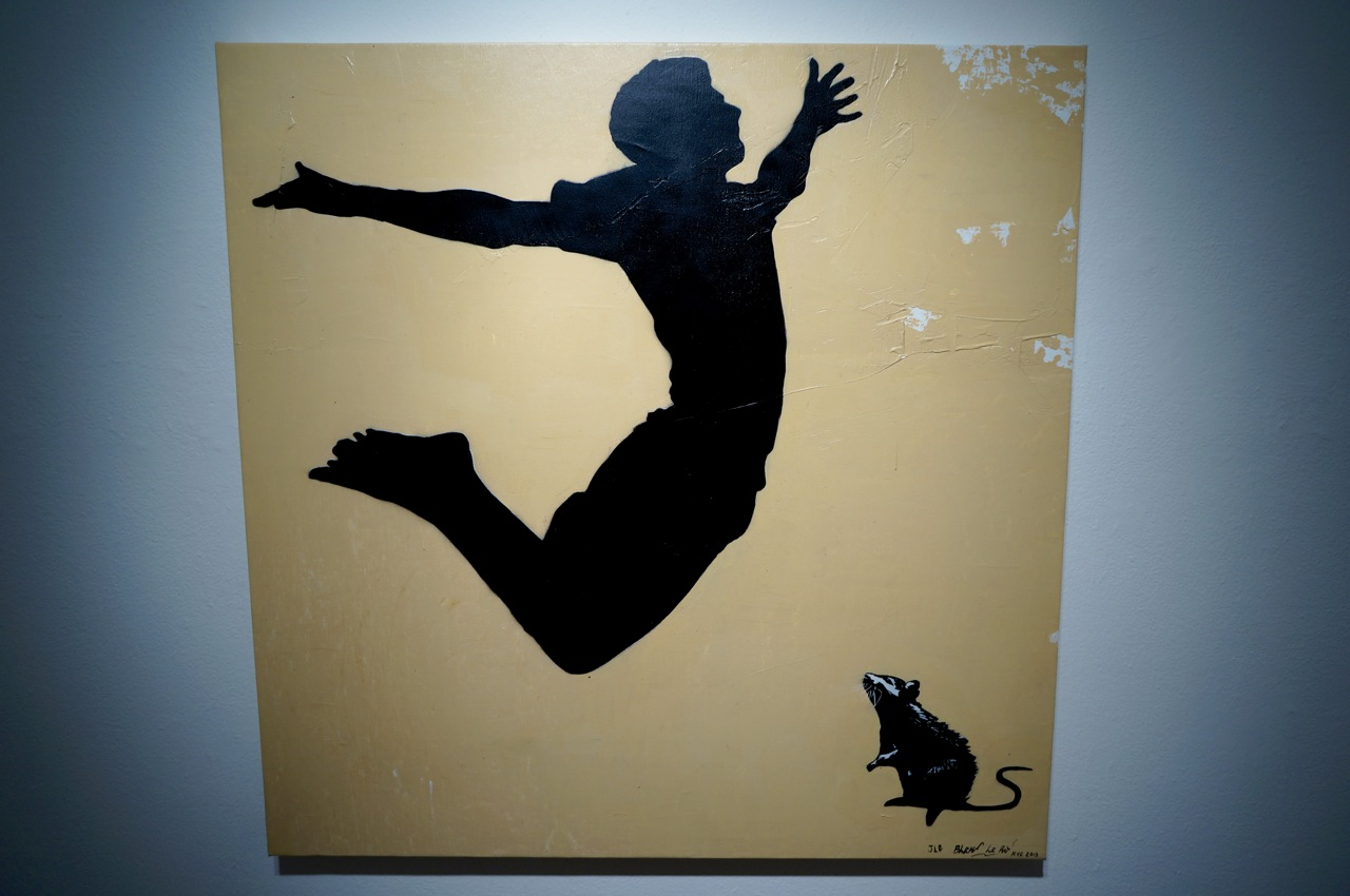 Blek le Rat Jonathan Levine AM 01
