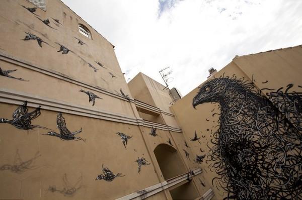 Streets: DALeast (Spain)