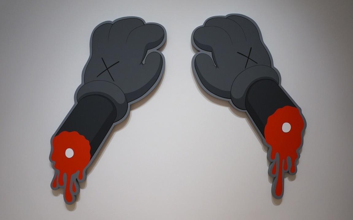 KAWS Nerman Contemporary Museum KC AM 201