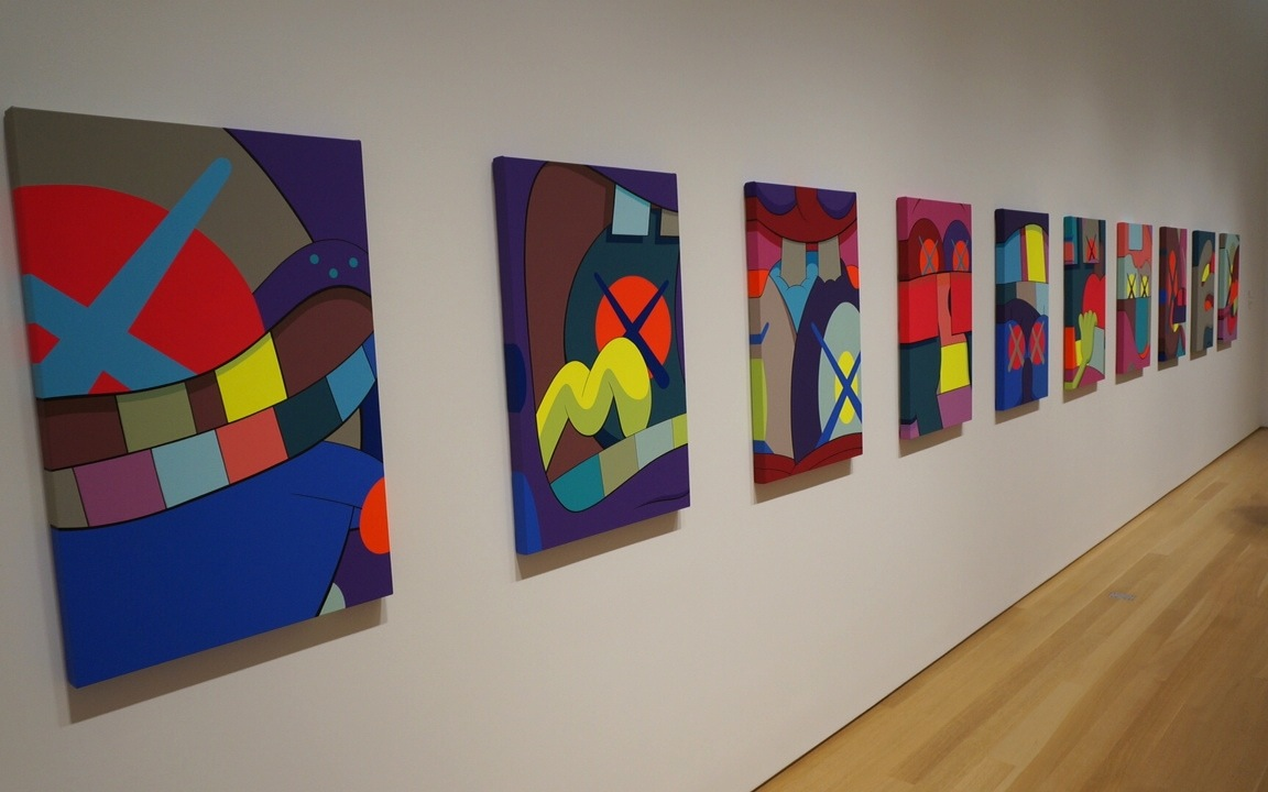 KAWS Nerman Contemporary Museum KC AM 201