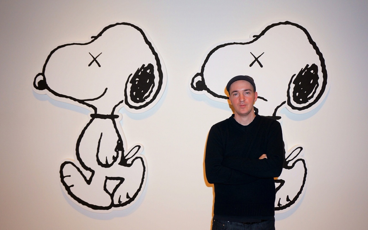 KAWS Nerman Contemporary Museum KC AM 9