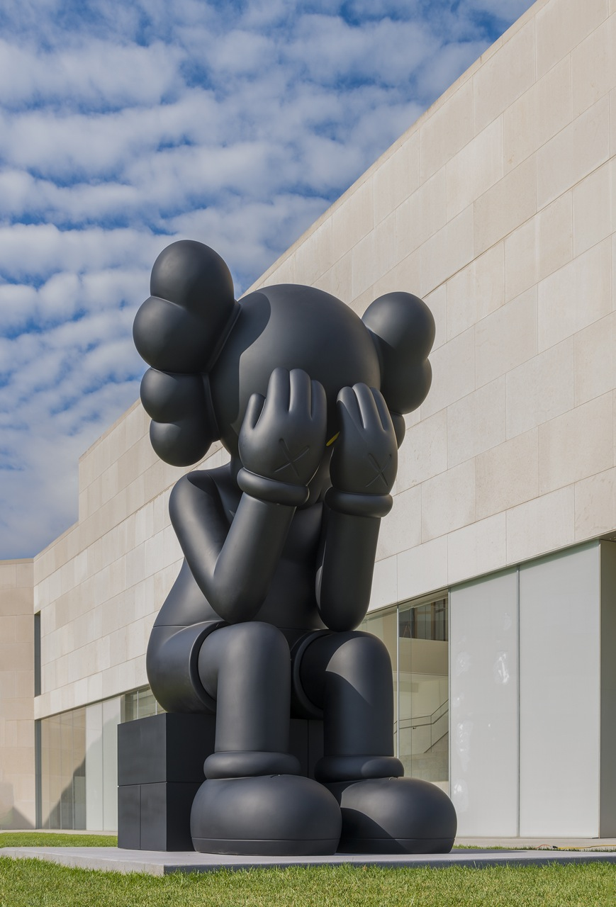 Kaws Nerman contemporary Museum Kansas AM 4