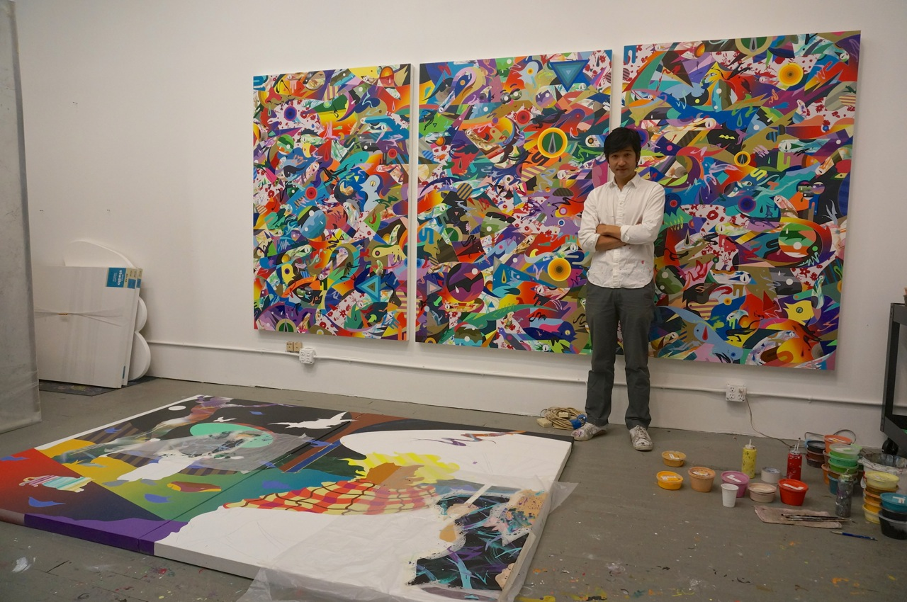 Tomokazu Matsuyama Zidoun AM 01