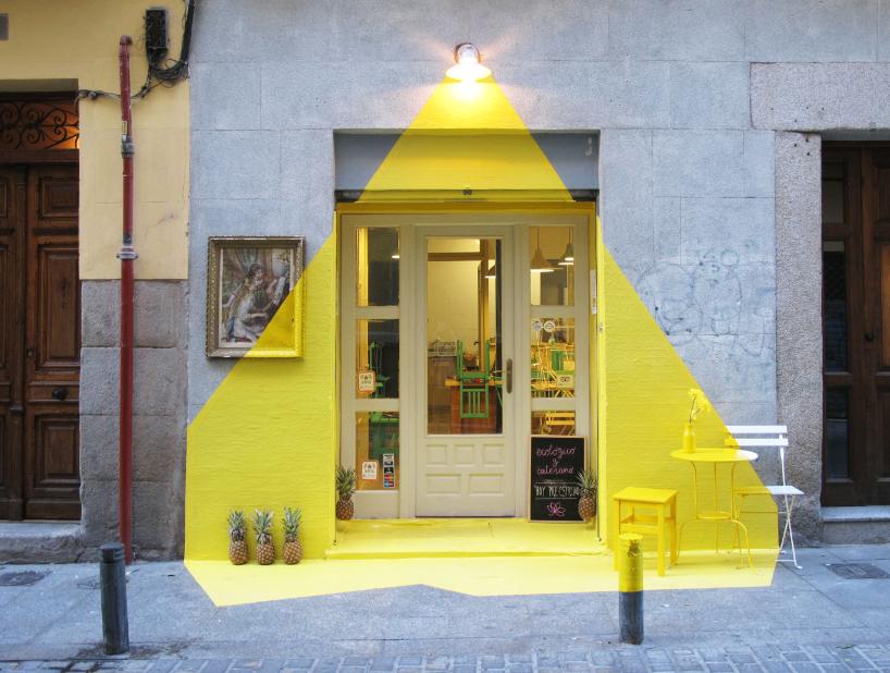 (fos) in Madrid. Photo via Designboom.