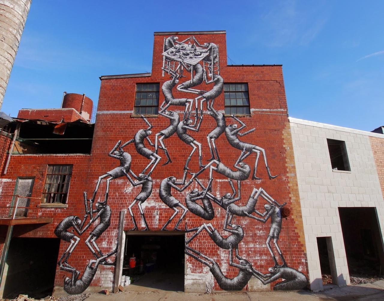 Phlegm in Lexington, Kentucky.