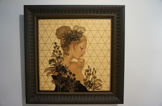 Audrey Kawasaki Basel Miami Thinkspace Scope AM 02