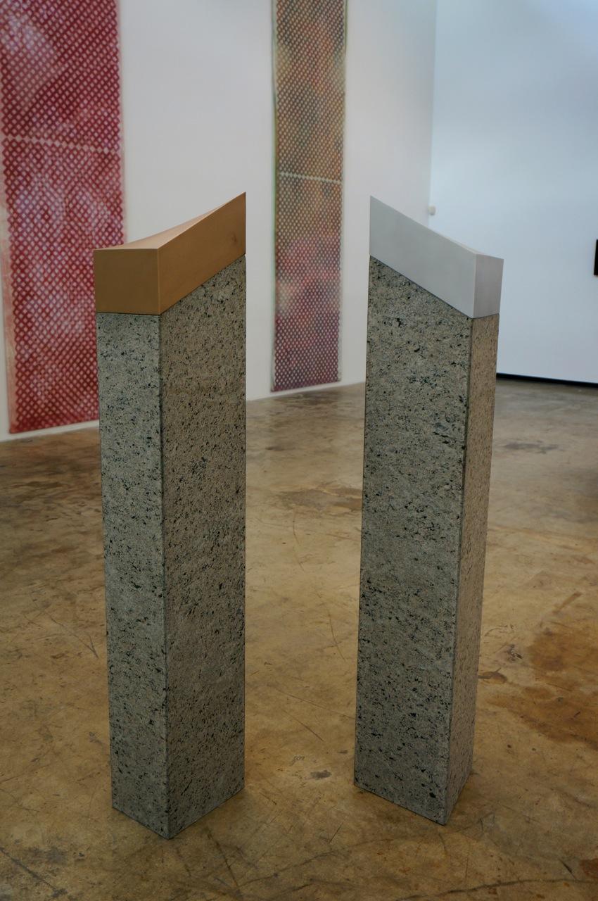 Sam Falls Galerie Eva Presenhuber M Building Basel Miami AM 20