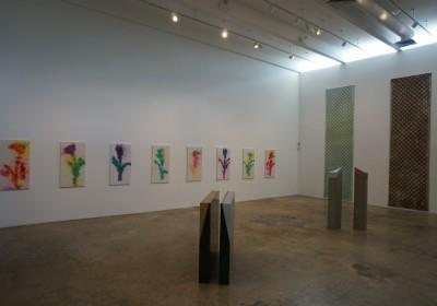 Sam Falls Galerie Eva Presenhuber M Building Basel Miami AM 21