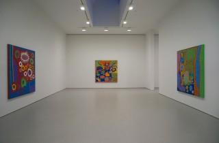 Yayoi Kusama Zwirner Paintings AM 06