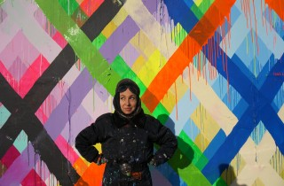 Maya Hayuk Bowery Houston mural AM 05