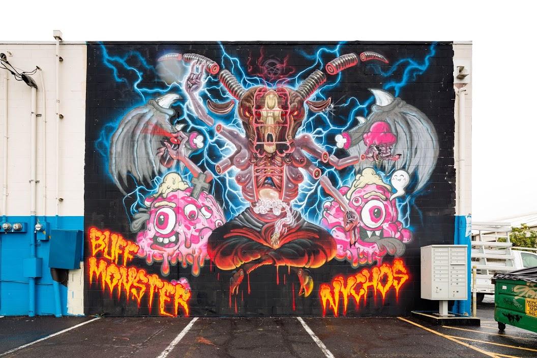 Buff Monster & Nychos