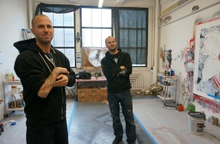 How Nosm Pace Prints Studio Visit AM 311