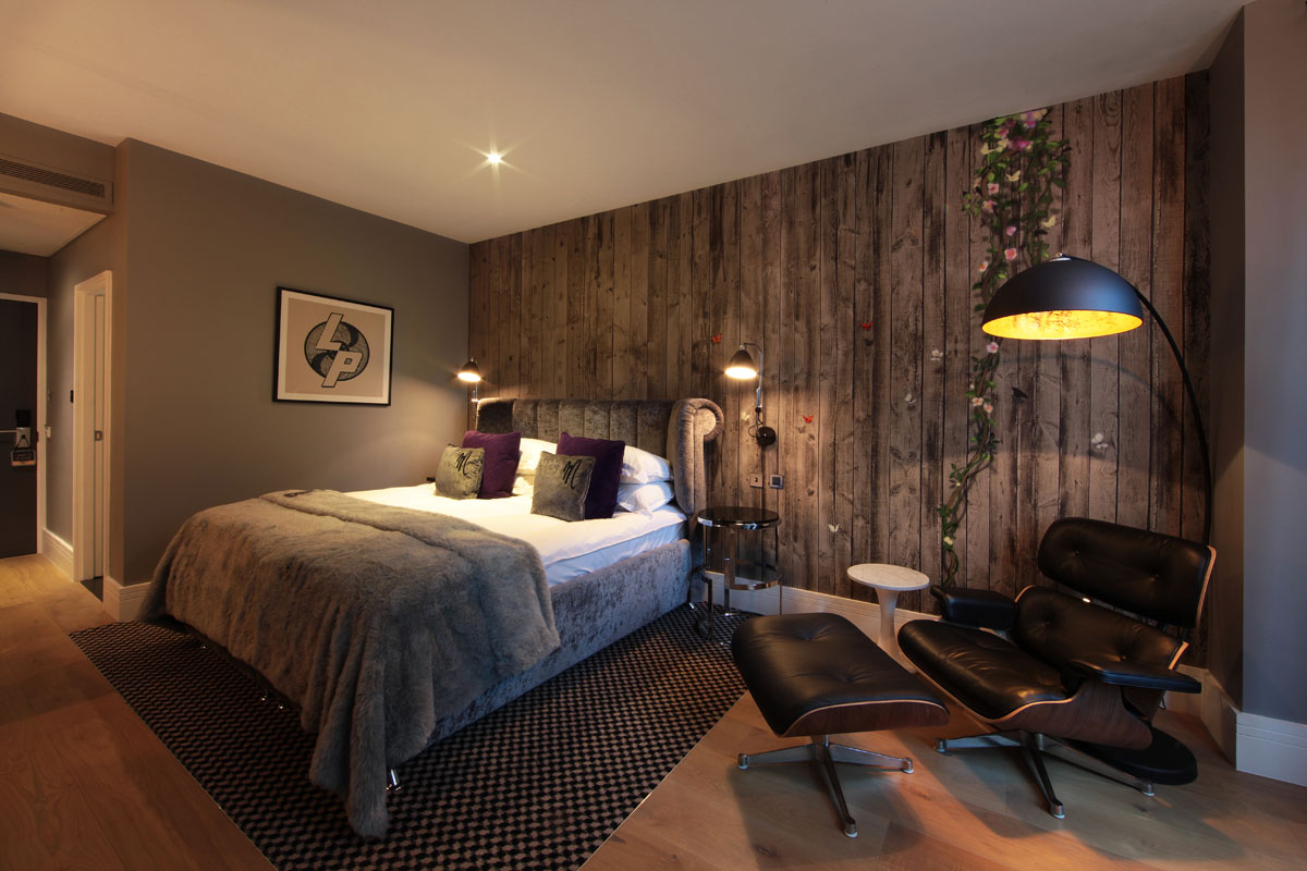 Xenz Hand Finishing Transforms London's New Malmaison Hotel