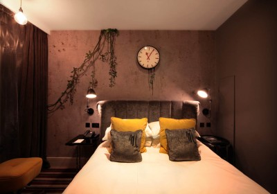 Xenz Hand Finishing Transforms London's New Malmaison Hotel