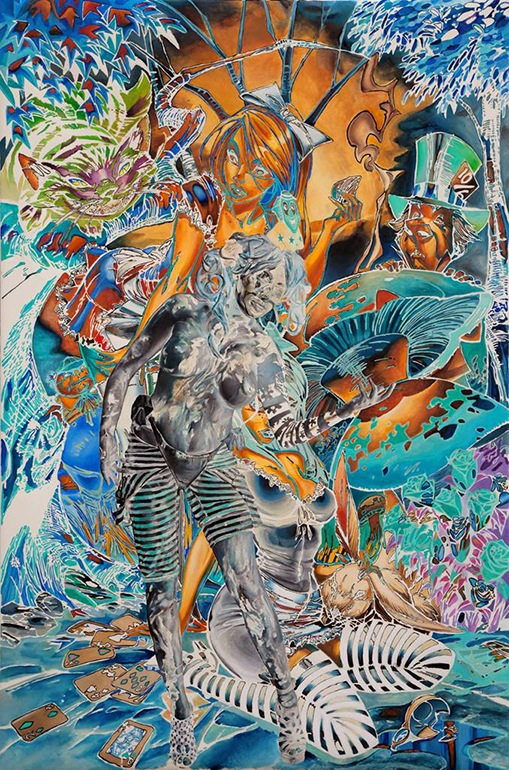 Artist Anonymous Levine AM 01