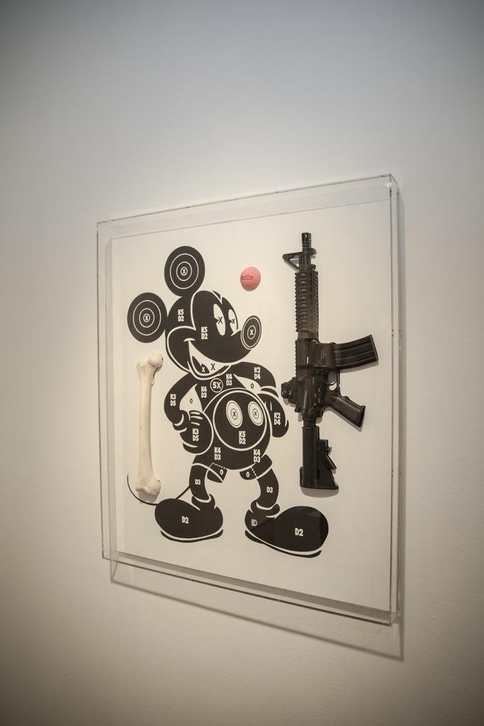 Dylan Egon Levine relics AM 01