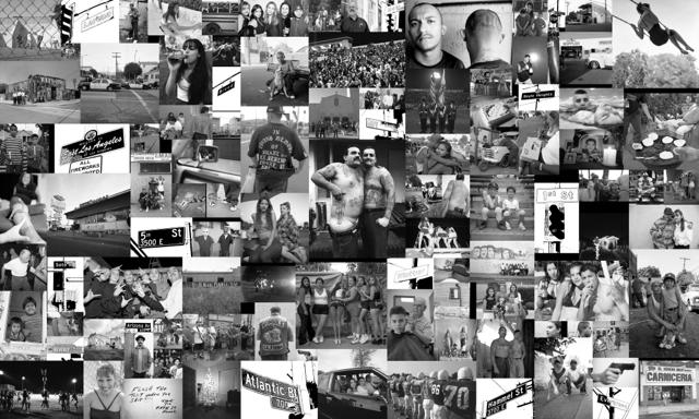 Eastsider Collage G Bojorquez