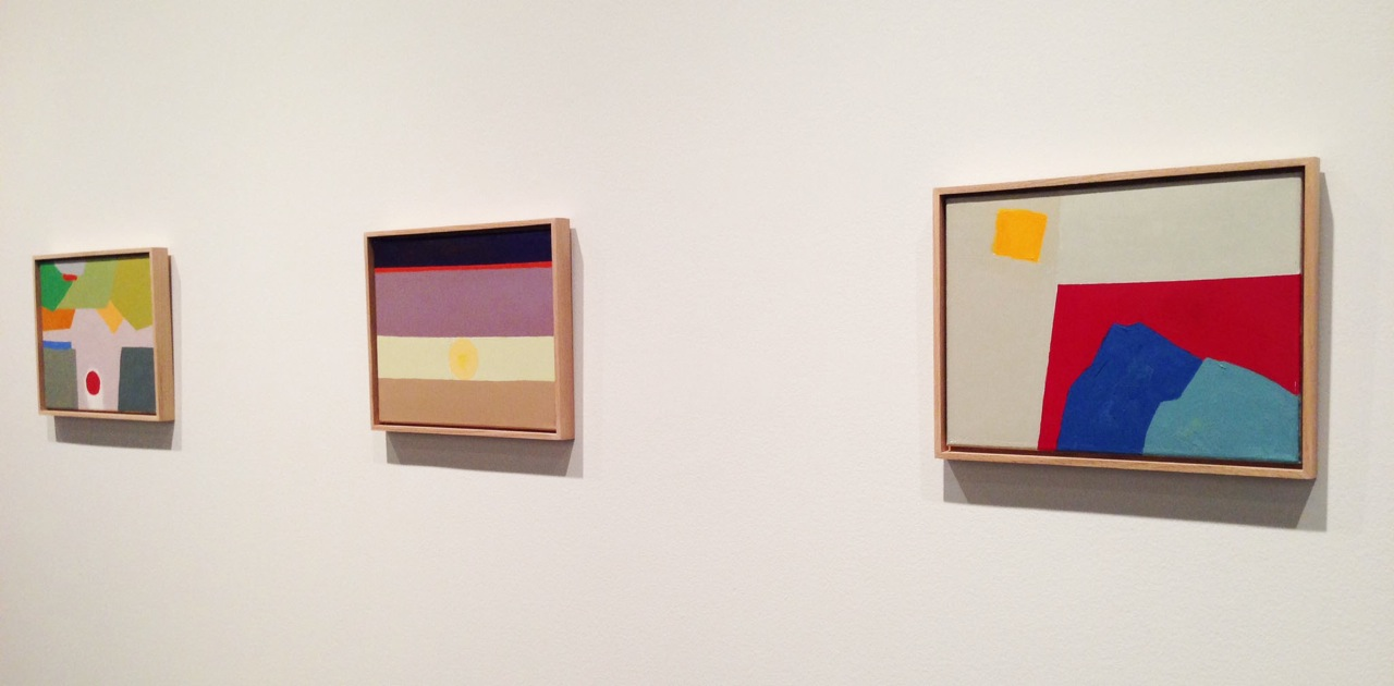 Etel Adnan, Untitled, 2013 (curated by Stuart Comer)