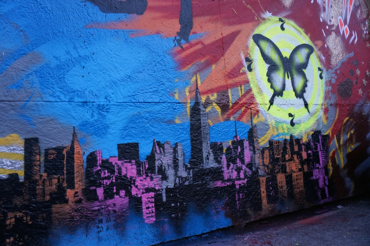 Nick Walker NYC LES Mural AM 01