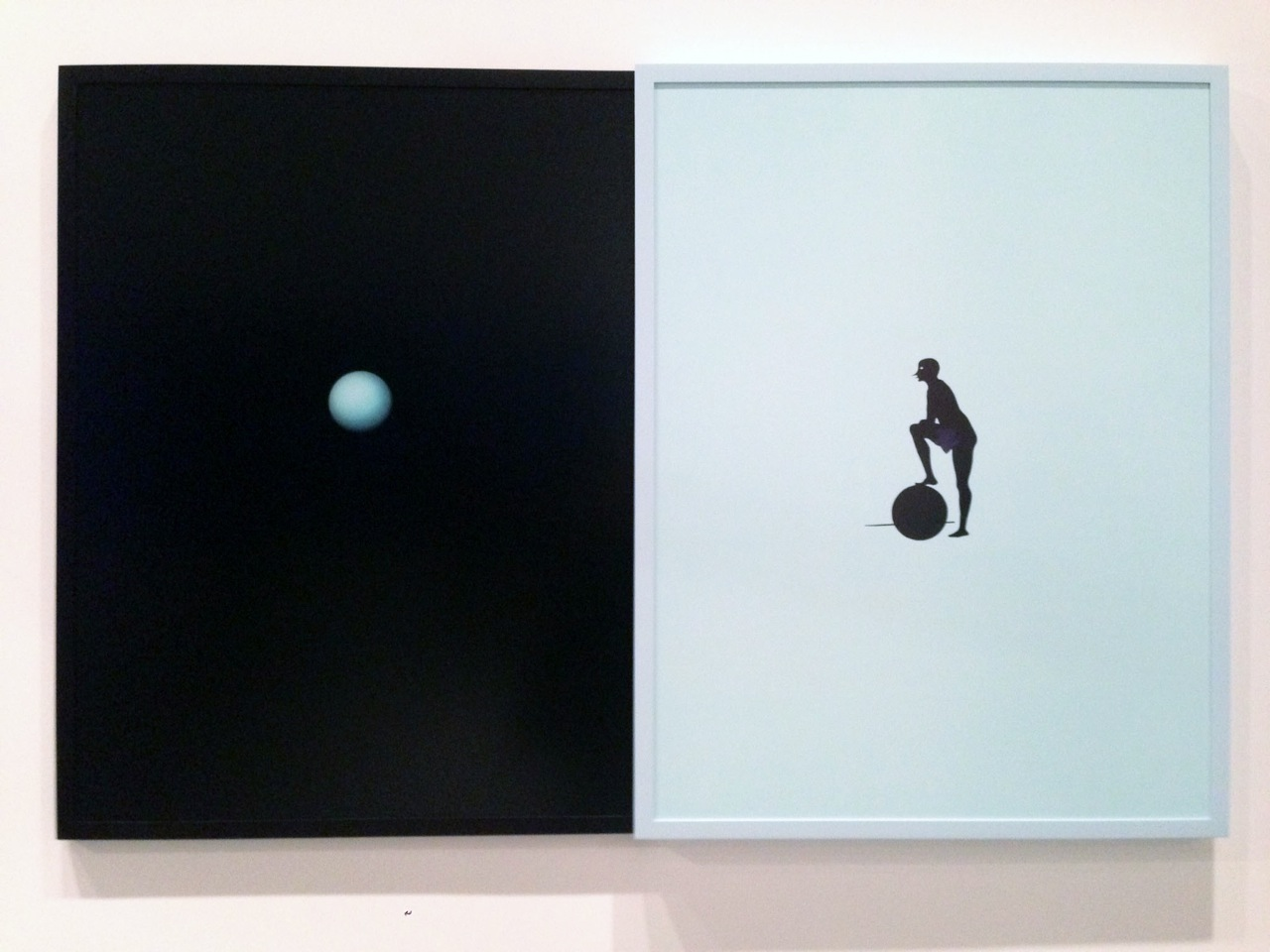 Sarah Charlesworth, Regarding Venus, 2012 (curated by Michelle Grabner)