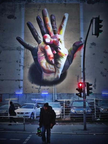 """Case - """"Unter Der Hand"""" in Berlin."""