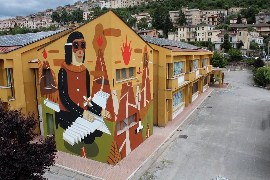Agostino Iacurci - Arce, Italy