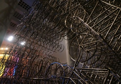 Ai WeiWei Forever Bicycles Brooklyn Museum AM 10
