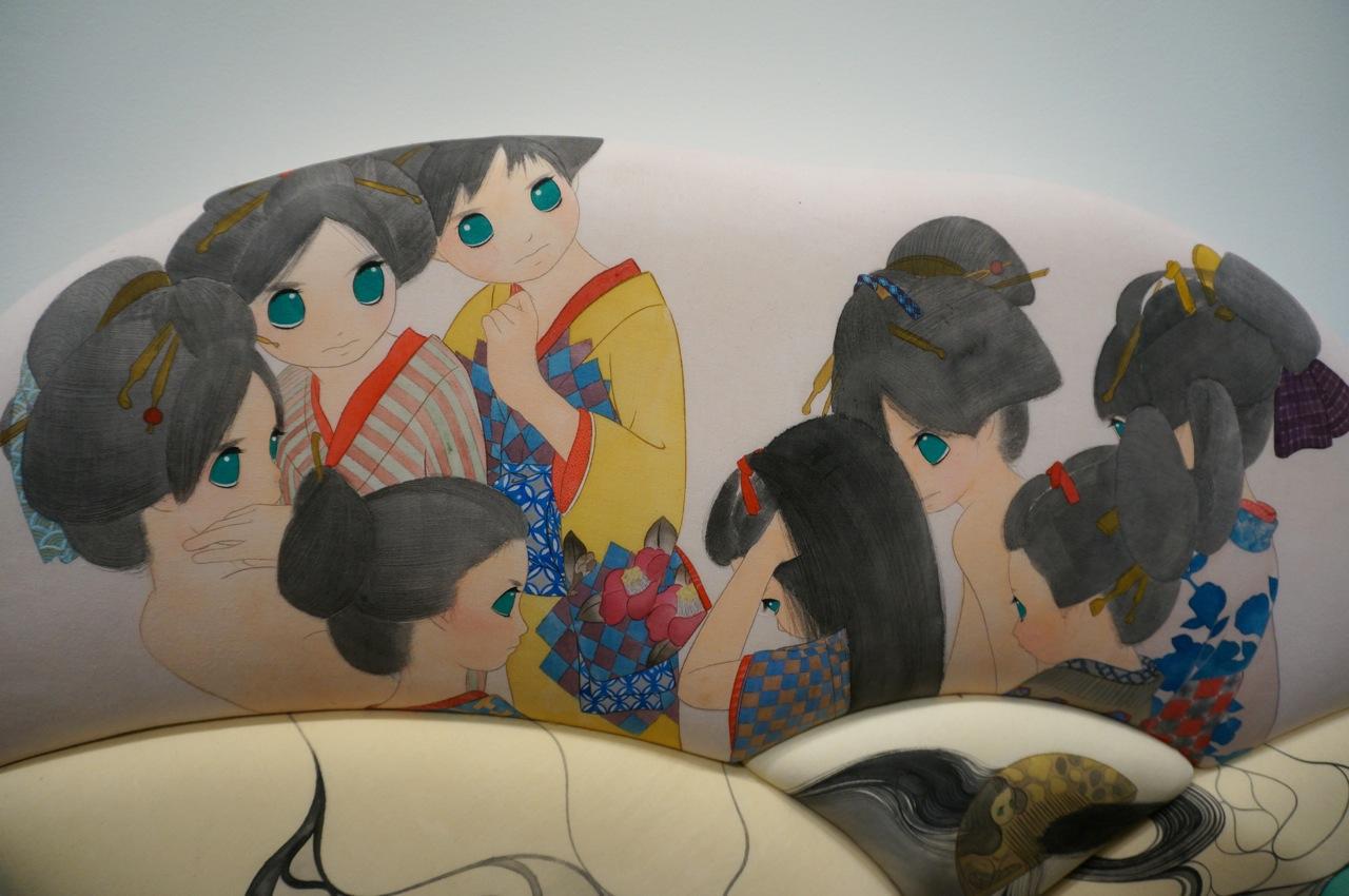 Ai Yamaguchi Liner AM 01