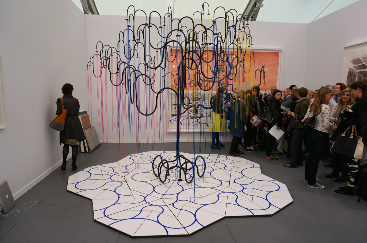 Frieze NY Art Fair 2014 AM 01