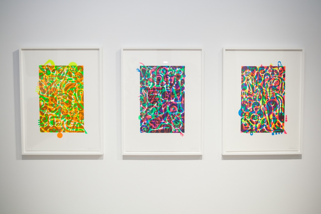 Ryan McGinness Pace Prints AM 01