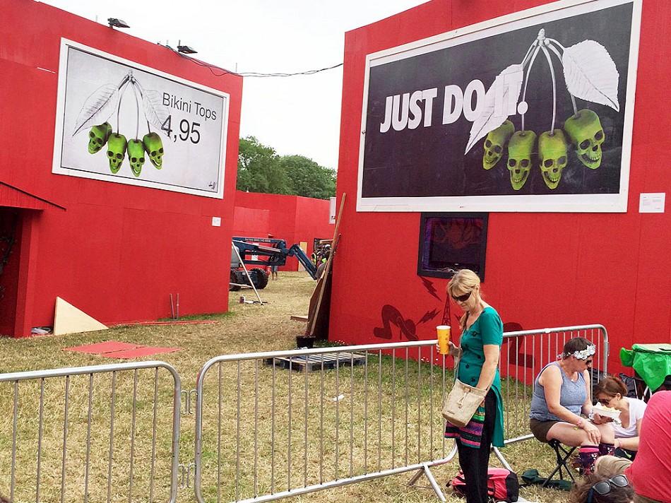 Ludo - Glastonbury 2014