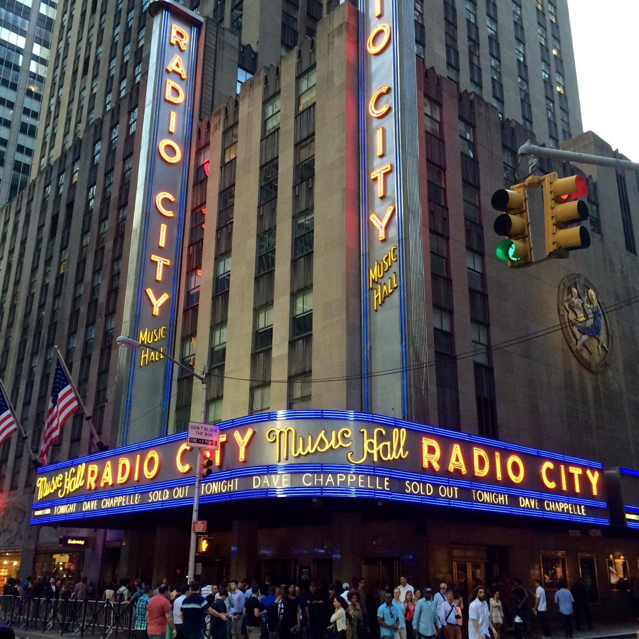 Shepard Fairey Dave Chappelle Radio City AM 2