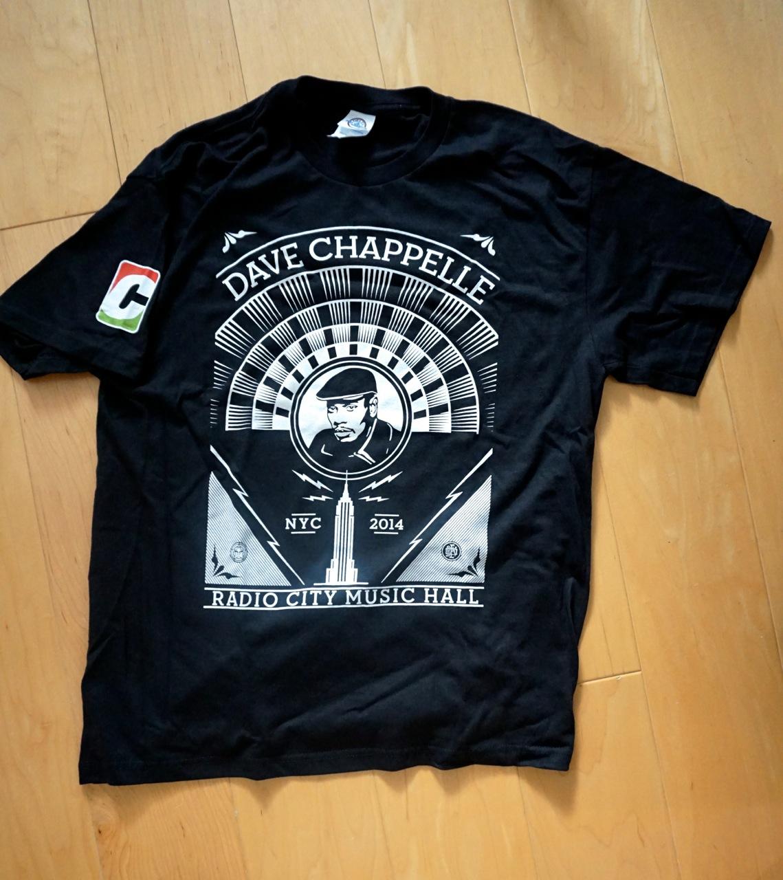 Shepard Fairey Dave Chappelle Radio City AM 6