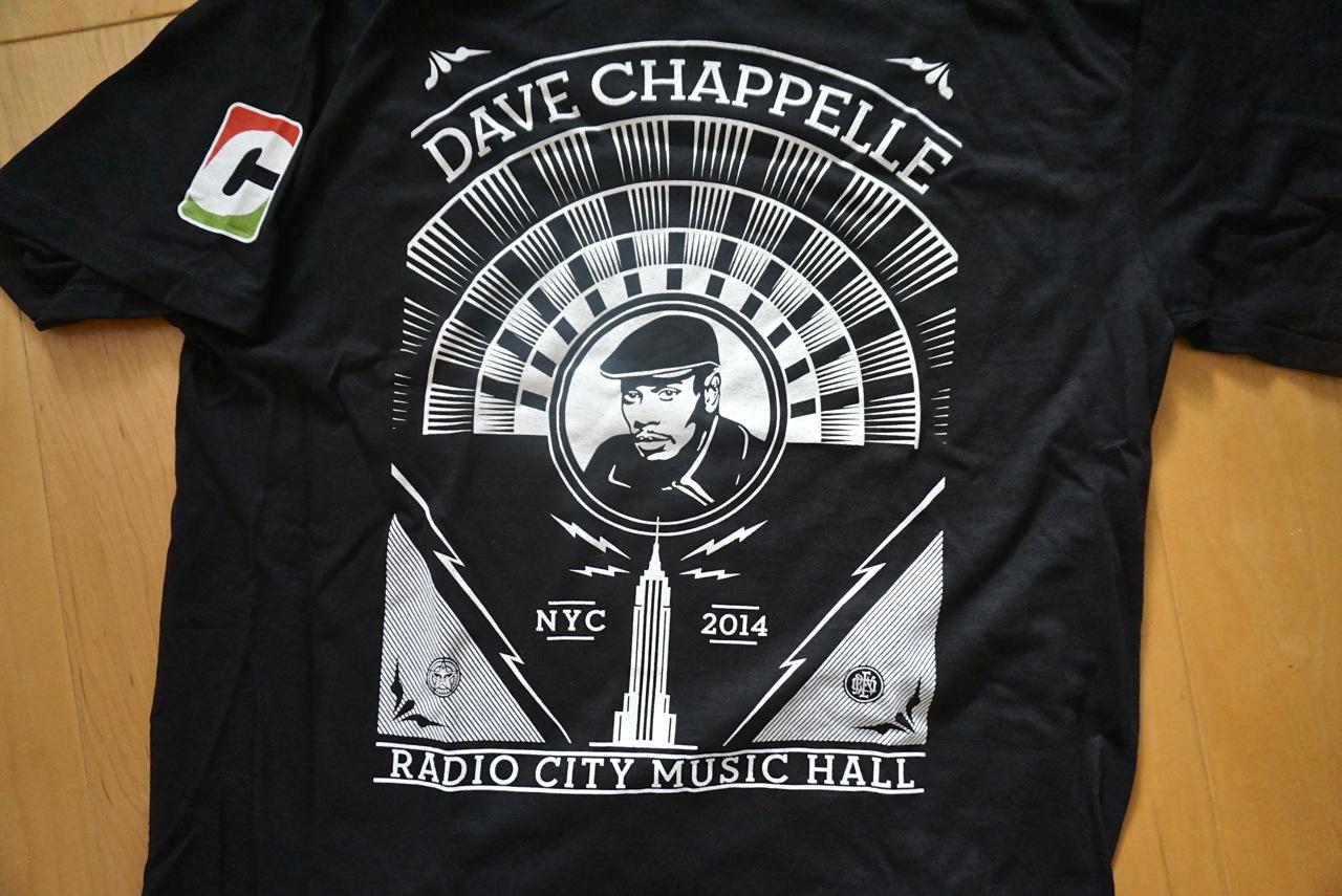 Shepard Fairey Dave Chappelle Radio City AM 7