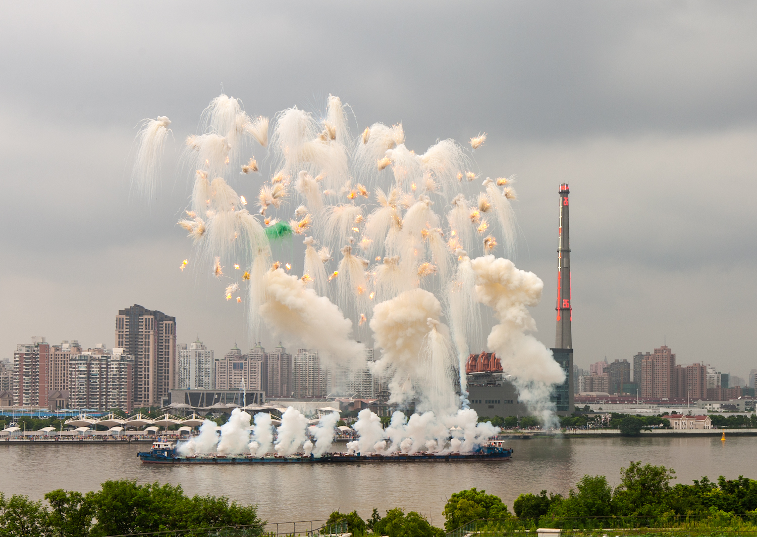 Recap Cai Guo Qiang The Ninth Wave Power Station Of Art Part