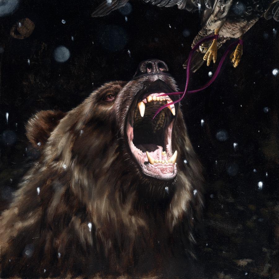 Bear-and-Falcon
